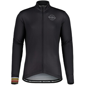 Maloja KratzdistelM. 1/1 Long Sleeve Bike Jersey Men, moonless